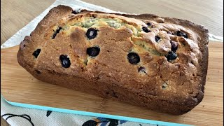 Blueberry Pound Cake - Episode 471 - Baking with Eda