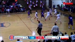 Isaiah Banks with the MONSTER DUNK | NFHS Network