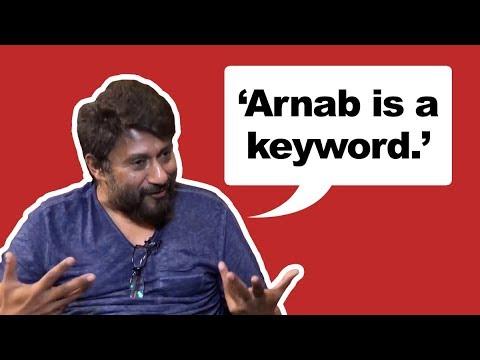 'Arnab is a keyword': Vivek Agnihotri