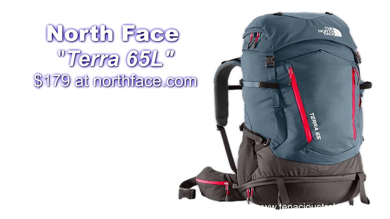 north face 65 l