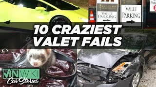 10 More Crazy Valet Fails