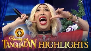 Tawag ng Tanghalan: Vice is fond of Moira's song 'You Are My Sunshine'