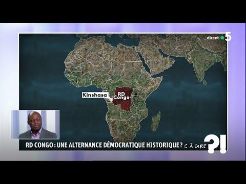RD Congo : une alternance démocratique historique ?  #cadire 10.01.2019