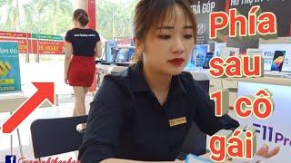 Troll nhân viên FPT shop vào hỏi linh tinh không mua gì. xem thái độ nhân viên ntn và cái kết