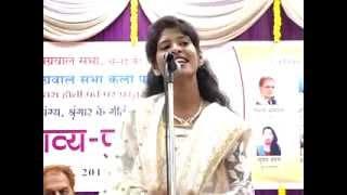 Kavi NIsha Pandit - 15th March 2015 - Part 2