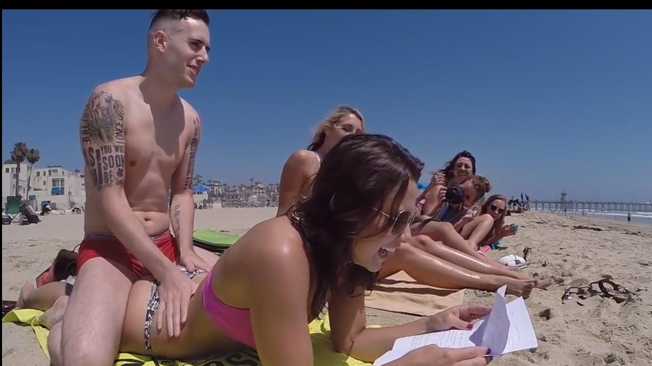 Sexy beach prank ever! | funniest pranks 2015 | hilarious videos | insane pranks 2015