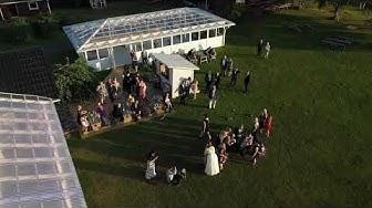 MAVIC 2 PRO    Drone wedding video