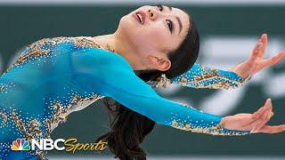 Rika Kihira's excellent short program from Skate Canada   NBC Sports