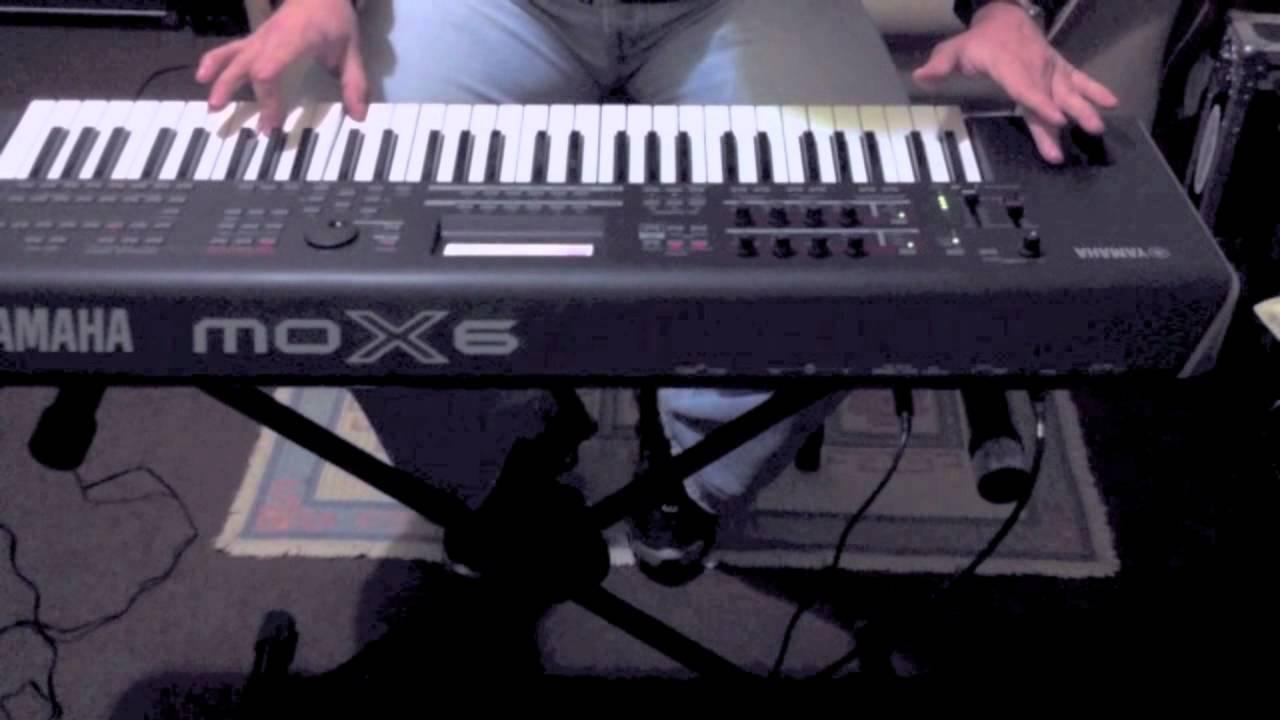 Yamaha Mox  Demo