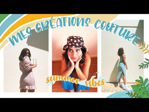 Download Mes créations couture pour l'été ! 🌺