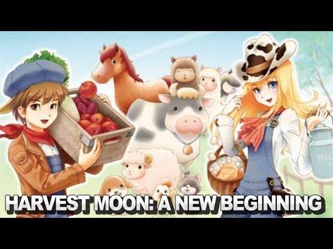 The Harvest Moon Wiki