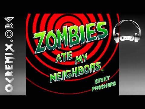 OC ReMix #924: Zombies Ate My Neighbors 'Panic of the Undead' [Zombie Panic] by NoppZ