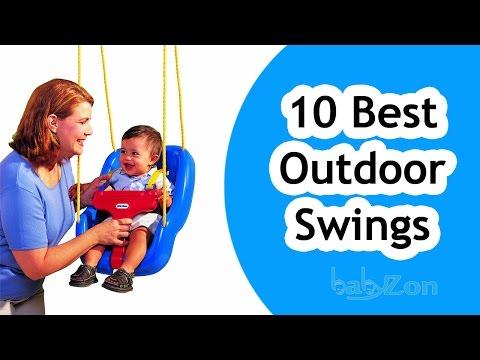 Best Outdoor Baby Swing 2016 - Top Ten outdoor baby swing reviews!
