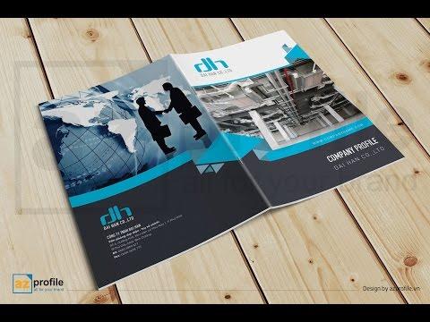 Vnetcom thiết kế profile công ty TNHH Đại Hàn