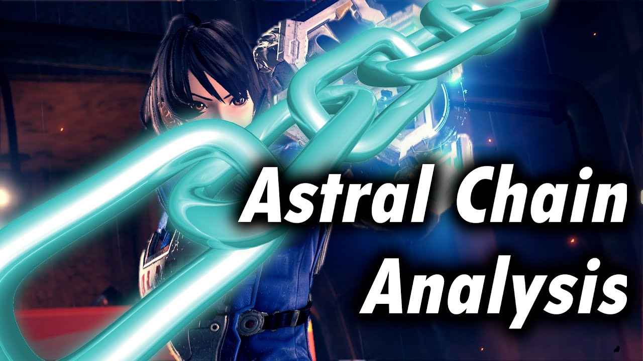 Astral Chain - Reveal Trailer Analysis