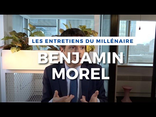 Les entretiens du Millénaire #1 - Benjamin Morel