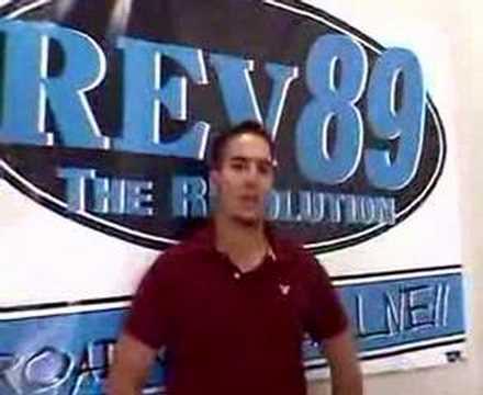 CSU-Pueblo: REV 89 D.J.'s second installment