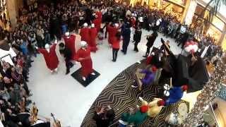 La Vache Qui Rit Maroc - Flashmob Morocco mall