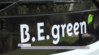 Buc : B.E. Green se lance dans l'autocar de tourisme 100% électrique