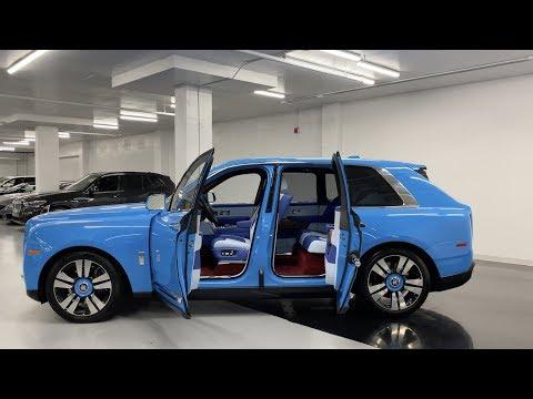 2020 Rolls-Royce Cullinan BESPOKE - Walkaround in 4k