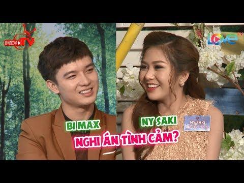 Pinky Bảo Trân bất ngờ tiết lộ nghi án tình cảm giữa Bi Max và Ny Saki 💏