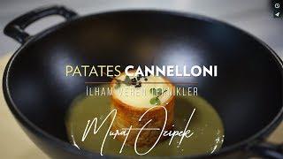 İlham Veren Teknikler - Patates Cannelloni