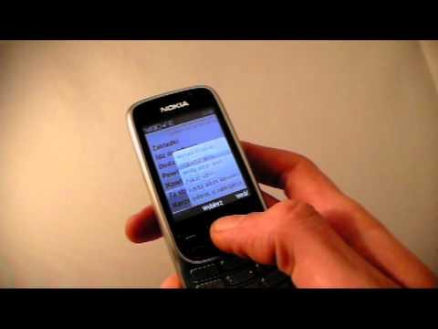 Nokia 6303 classic - WebKit based Internet Browser & Opera Mini - part 3