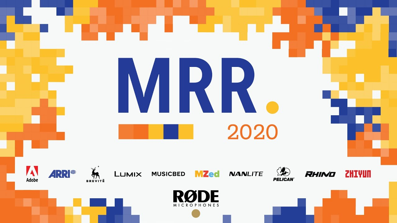 My RØDE Reel 2020 Fortune Favors the Bold
