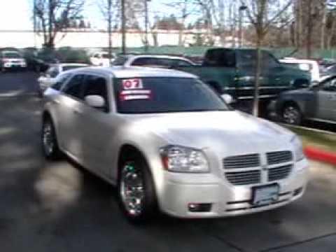 2007 Dodge Magnum Sxt 3 5l Sxt 20 Quot Wheels Youtube