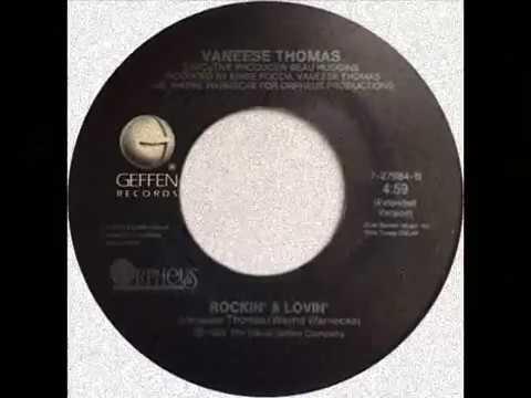 $$$== VANEESE THOMAS - Rockin' & Lovin' ==$$$