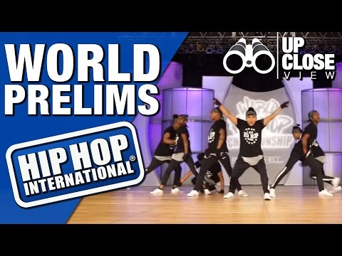 (UC) I Am Hip Hop - India (Adult Division) @ HHI's 2015 World Prelims