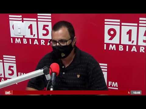 Entrevista secretário de Serviços Urbanos, Ricardo Alexandre da Silva (Kaká)
