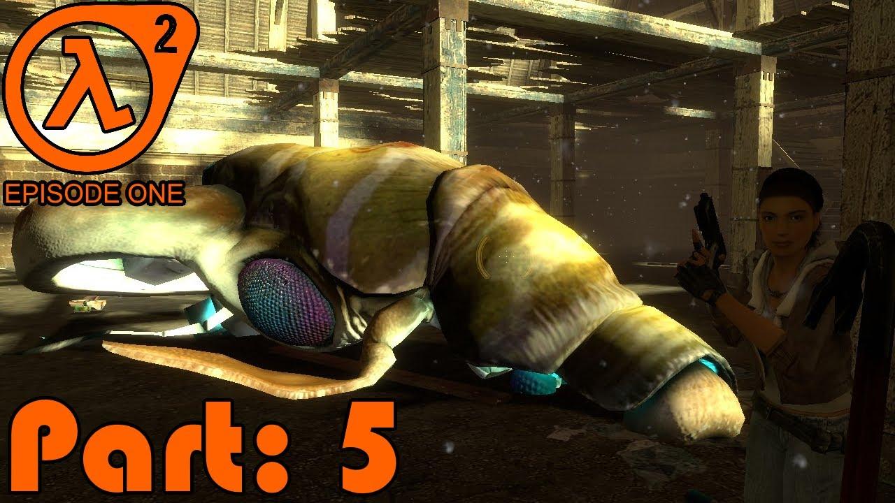 The Half-Life 2 Parody Part 5 - YouTube
