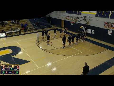 Regina High School vs. Bellevue High School Varsity Womens' Basketball