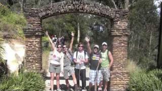 La bande a picsou en Australie - Part 1