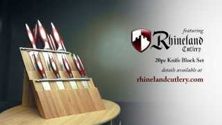 Rhineland Cutlery Instructional Video