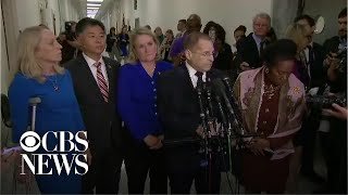 """We are in a constitutional crisis,"" Nadler says"