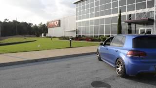 Golf R Launch Control Testing