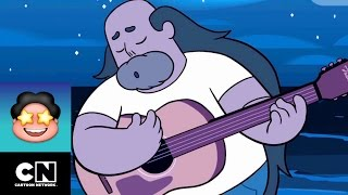 Pedra do Grito | Steven Universo | Cartoon Network