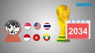 Đăng cai World Cup 2034, Đông Nam Á cần đáp ứng tiêu chuẩn gì?