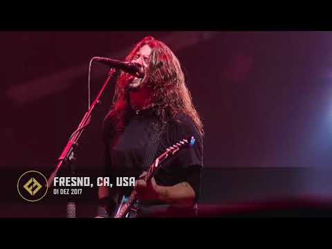 Foo FIghters - Save Mart Center, Fresno, CA (01/12/2017) [AUD 1]