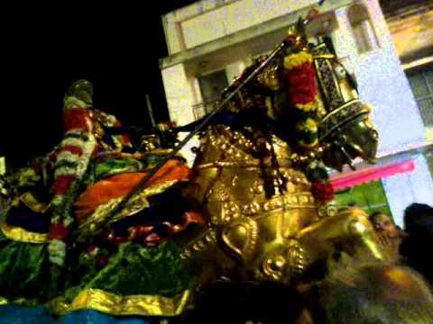 Srirangam Vaiyali Seva