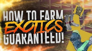 Destiny: Fastest LDR Farming | Arc Burn Heroic Strikes! - nKuch