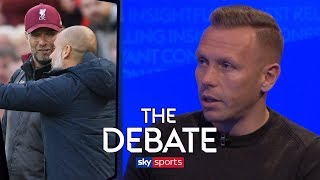 Can Liverpool win the Premier League? | Craig Bellamy & Paul Merson | The Debate