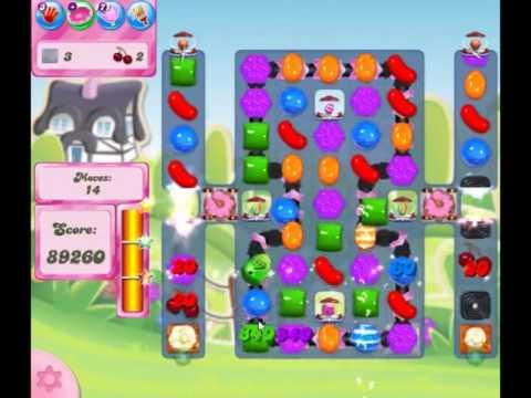 Candy Crush Saga Level 2592 - NO BOOSTERS