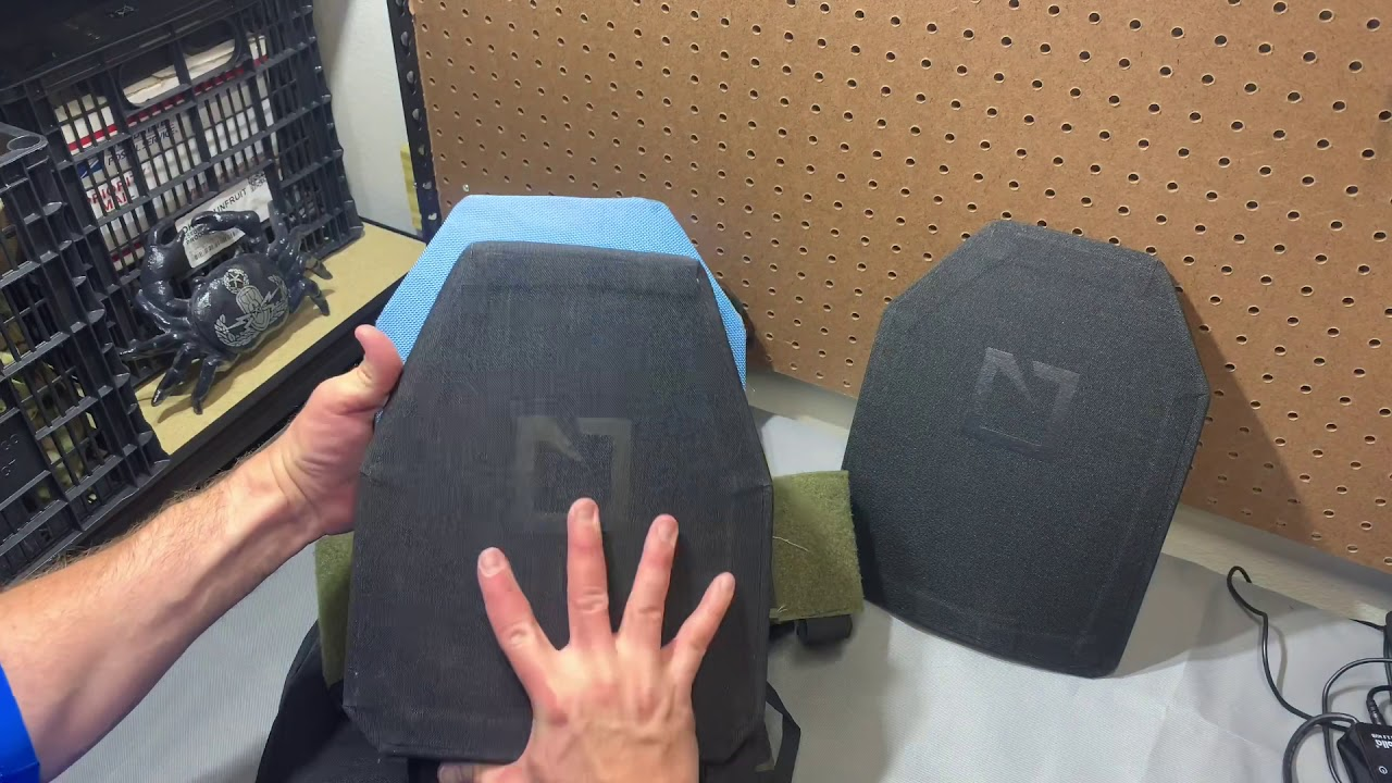Rifle Plates: Will They Fit? Exploring Swimmer and Sapi cut hard armor in the wrong plate carriers.