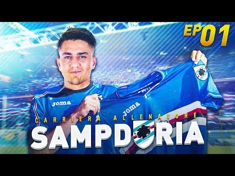 METTIAMO LE ALI!! DOPPIO COLPO!! APRE IL CALCIOMERCATO!! ► FIFA 19 CARRIERA SAMPDORIA #01 [SePPi] ᴴᴰ