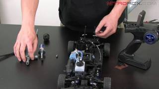 How to Setup Your Nitro Engine