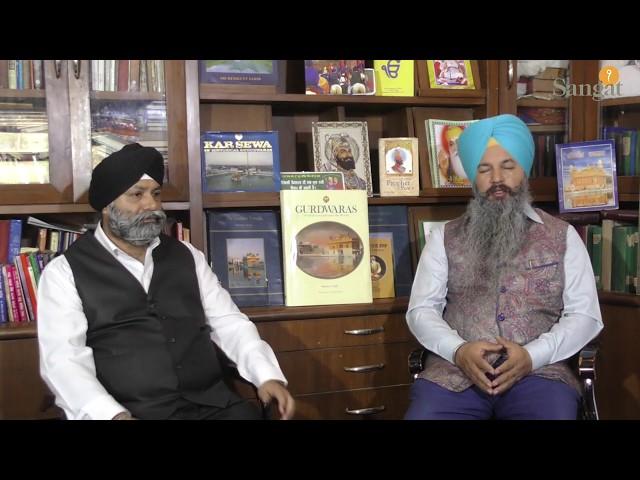 Ek Noor -  Interview Tarinder Singh - Sangat TV Show - 12 Feb 2020 - 1