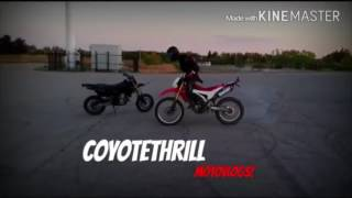 Honda Crf250L: pushing to boiling point ,The true torture test!!!